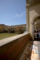 Ponte Vecchio and posters