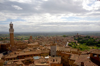 Siena and Il Campo